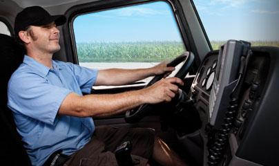 Truck driver jobs. Careers in transportation.