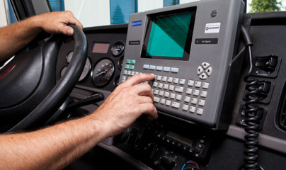 Cavalier's CAVTRAK trucking technology